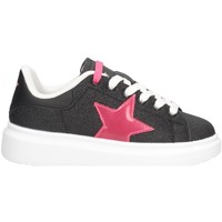 Schuhe Mädchen Sneaker Low Shop Art SA050311 Sneaker Kind SCHWARZ SCHWARZ