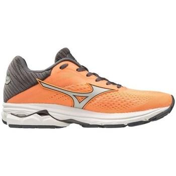Schuhe Damen Derby-Schuhe & Richelieu Mizuno Wave Rider 23 Grau, Orangefarbig