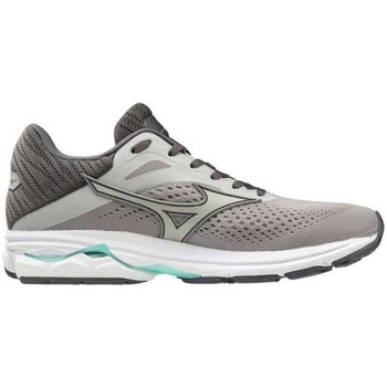 Schuhe Damen Derby-Schuhe & Richelieu Mizuno Wave Rider 23 Grau