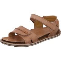 Schuhe Damen Sandalen / Sandaletten Gemini Sandaletten 331209-01 004 braun
