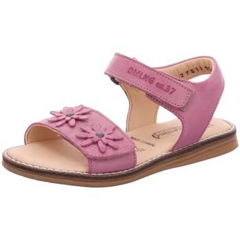 Schuhe Mädchen Sandalen / Sandaletten Däumling Schuhe 340071S-28 rosa