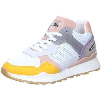 Schuhe Damen Sneaker Low Bullboxer 939004E5C YELLD80 939004E5C YELLD80 gelb