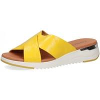Schuhe Damen Pantoffel Caprice Pantoletten  9-9-27200-26/613 gelb