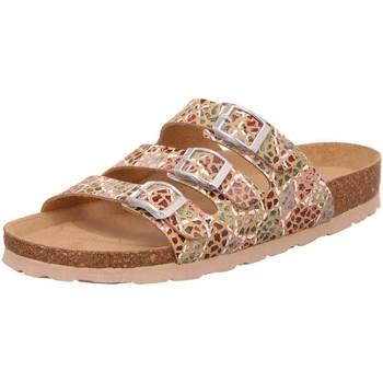 Schuhe Damen Pantoffel Rohde 5620-75 braun