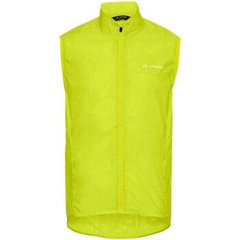 Kleidung Herren Strickjacken Vaude Sport Me Air Vest III 40812 971 grün