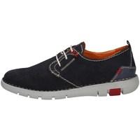 Schuhe Herren Derby-Schuhe Zen 278500 BLAU