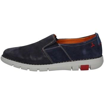 Schuhe Herren Slipper Zen 278470 BLAU
