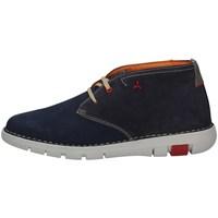 Schuhe Herren Boots Zen 278456 BLAU