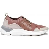 Schuhe Damen Sneaker Low Dorking 24 Hrs mod.8657 Rose
