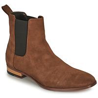 Schuhe Herren Boots HUGO CULT CHEB Cognac
