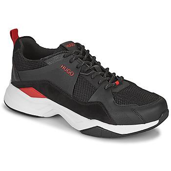 Schuhe Herren Sneaker Low HUGO BLOCK RUNN Schwarz