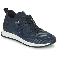 Schuhe Herren Sneaker Low HUGO ICELIN RUNN Marine