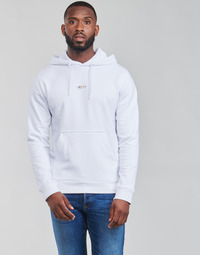 Kleidung Herren Sweatshirts BOSS WELOVE Weiss