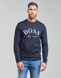 Kleidung Herren Sweatshirts BOSS SALBO Marine