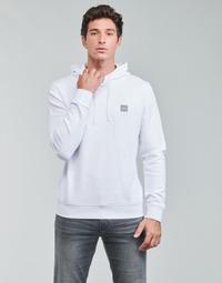 Kleidung Herren Sweatshirts BOSS WETALK Weiss