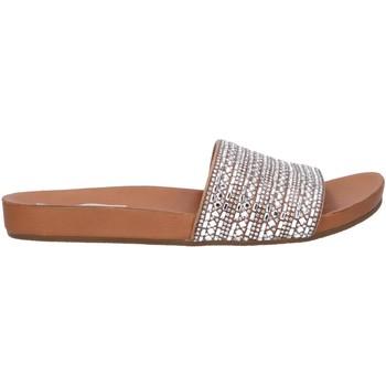 Schuhe Damen Slip on Steve Madden DAZZLE Gris