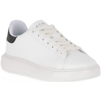 Schuhe Herren Sneaker Low Acbc BIO MILAN Bianco