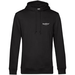 Kleidung Herren Sweatshirts Ballin Est. 2013 Small Logo Hoodie Schwarz