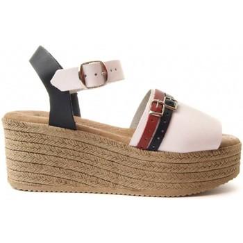 Schuhe Damen Sandalen / Sandaletten Purapiel 70213 WHITE