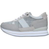 Schuhe Damen Sneaker Low Apepazza S1RSD09/TEJ-MET GRAU