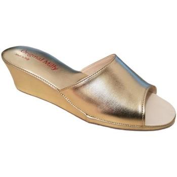 Schuhe Damen Sandalen / Sandaletten Milly MILLY103oro nero
