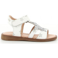 Schuhe Mädchen Sandalen / Sandaletten Acebo's 3149 PE blanc