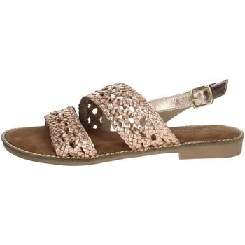 Schuhe Damen Sandalen / Sandaletten Marco Tozzi 2-28159-36 Puderrosa