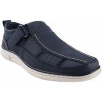 Schuhe Herren Sandalen / Sandaletten Bitesta 21s 32180 blau Blau