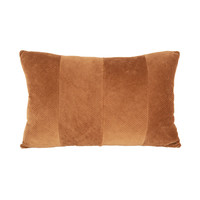 Home Kissen Present Time RIBBED Beige