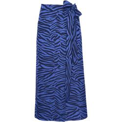Kleidung Damen Röcke Lisca Sommer-Wickelrock Lima Blau