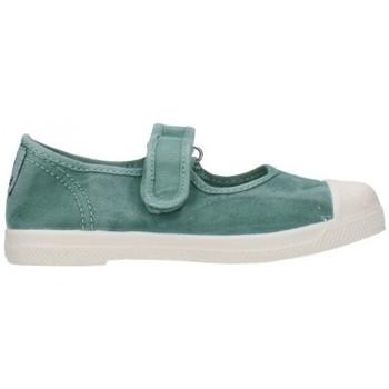 Schuhe Mädchen Sneaker Natural World 476E 689 Niña Verde vert