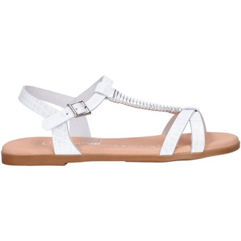 Schuhe Mädchen Sandalen / Sandaletten Oh My Sandals 4906-HY1CO Blanco