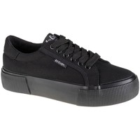 Schuhe Damen Sneaker Low Lee Cooper LCW21310105L Schwarz