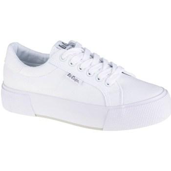 Schuhe Damen Sneaker Low Lee Cooper LCW21310103L Weiß