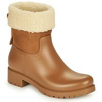 Schuhe Damen Boots See by Chloé JANNET Camel