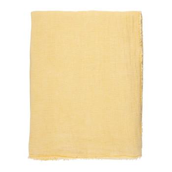 Home Wirfdecken Côté Table BASIC Gelb