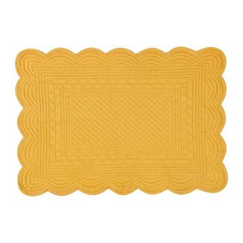 Home Tischset Côté Table BOUTIS Senf