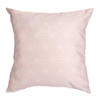 Home Kissen Sema Etoiles en pointillés Rose / Pastel