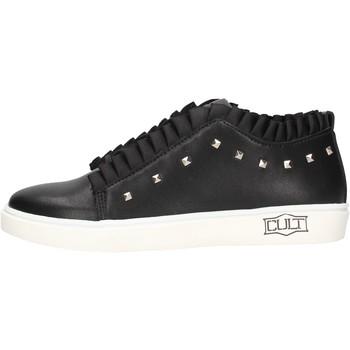 Schuhe Jungen Slip on Cult - Sneaker nero PRETTY-1 NERO