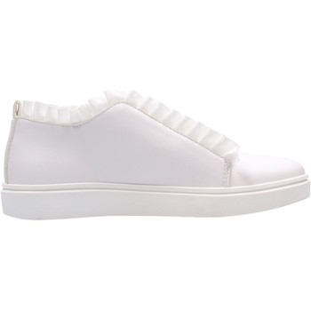Schuhe Jungen Slip on Cult - Sneaker bianco PRETTY-2 BIANCO