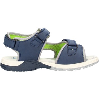 Schuhe Jungen Sandalen / Sandaletten Docksteps - Sandalo blu ENJOY1 BLU