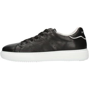Schuhe Herren Sneaker Low NeroGiardini E102026U Schwarz