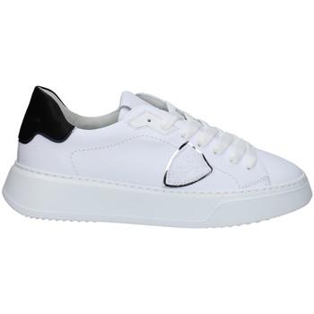 Schuhe Damen Sneaker Low Philippe Model BTLDV010 WEISS