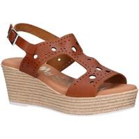 Schuhe Damen Sandalen / Sandaletten Oh My Sandals 4867-V62 Marr?n