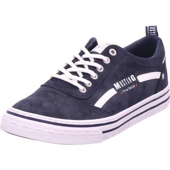 Schuhe Herren Sneaker Low Mustang - 4147306-820 navy