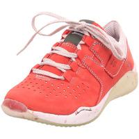Schuhe Damen Sneaker Low Seibel Ricky18 rot-combi