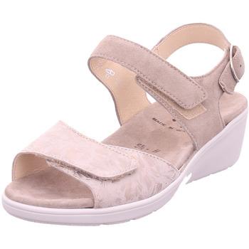 Schuhe Damen Sandalen / Sandaletten Semler - R-9045-868 panna