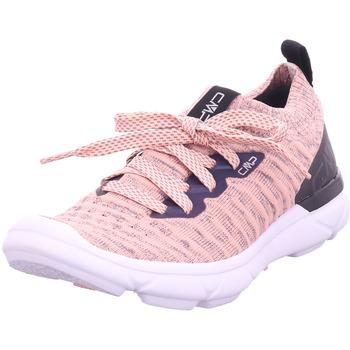 Schuhe Damen Sneaker Low Cmp Halnair WMN Fitness shoe pastel pink