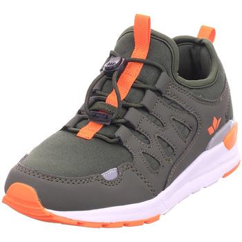 Schuhe Jungen Sneaker Low Lico Seamus oliv/orange