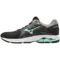 Schuhe Damen Laufschuhe Mizuno Wave Kizuna Schwarz, Graphit